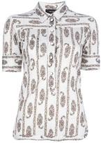 Isabel Marant floral printed shirt
