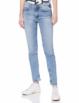 Replay Women's Zackie Straight Jeans