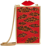 Alice + Olivia Ao X Donald Sophia North South Clutch