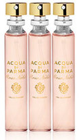 Acqua di Parma Acqua Nobile Rosa Purse Spray Refill, 3 X 0.68 oz.