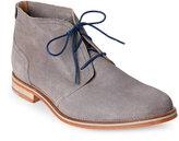 J Shoes Grey Archie 2 Plain Toe Chukka Boots