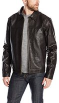 U.S. Polo Assn. Men's PVC Trucker Jacket