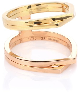 Repossi Exclusive to mytheresa.com Antifer 18kt gold ring
