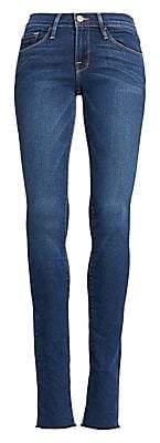 Frame Women's Le Skinny Forever Karlie Supermodel Length Jeans