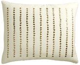 "Donna Karan Metal Chip Decorative Pillow, 16"" x 20"""
