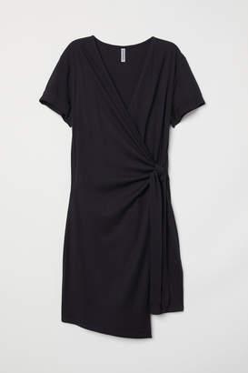 H&M Short Wrap Dress