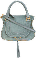 Chloé Marcie tote bag - women - Calf Suede - One Size