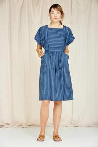 M Blue Sideline - Willow Dress - M - Blue