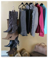 Boottique, Inc. Boot Stax Hanging Shoe Organizer