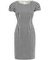 Blumarine Vichy Dress