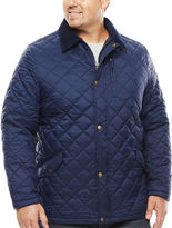THE FOUNDRY SUPPLY CO. The Foundry Big & Tall Supply Co. Quilted Jacket-Tall