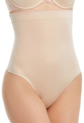 Spanx Suit Your Fancy High-Waist Shaping Thong
