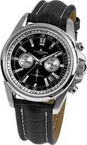 Jacques Lemans Liverpool Men's Watch Analogue Quartz Leather 1 1117.1an