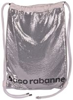 Paco Rabanne Sequin Backpack