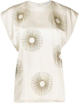 Stella McCartney Piper sleeveless blouse