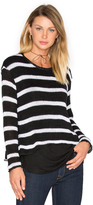 Generation Love Molly Stripes Sweatshirt