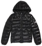 Moncler Toddler Girl's 'Bady' Hooded Down Jacket