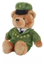 Harrods Green Man Bear Bean Toy
