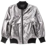 Crazy 8 Metallic Bomber Jacket
