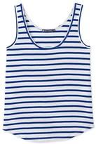 Petit Bateau Womens nautical striped vest top