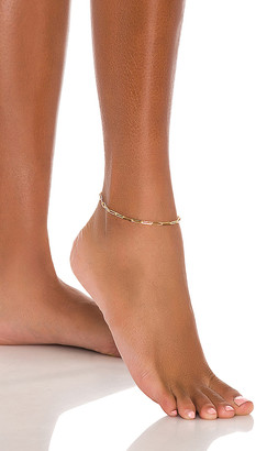 8 Other Reasons Pose Anklet