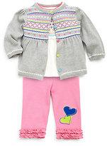 Hartstrings Infant's Two-Piece Swing Bodysuit & Leggings Set