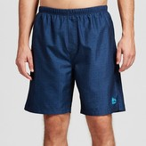RBX Men's Textured Swim Trunks with Compression Jammer