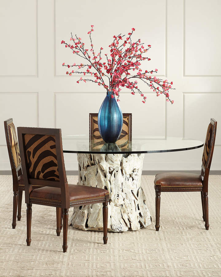 """Arteriors Weatherby Dining Table, 72"""""""