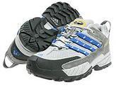 adidas Kumasi GTX W (Storm Grey/Platinum/Race Blue) - Footwear