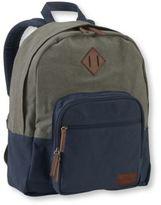 L.L. Bean Field Canvas Classic Backpack