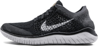 Nike Womens Free RN Flyknit 2018 Shoes - Size 6W