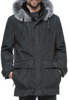 Andrew Marc Everest Fox Fur Hood Parka Jacket