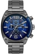 Diesel 'Overflow' Chronograph Bracelet Watch, 54mm