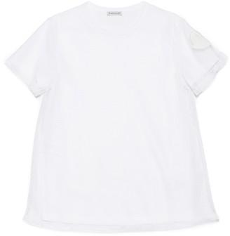 Moncler Mesh Layered T-Shirt