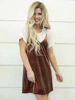 West Coast Wardrobe Isla Dress in Sable