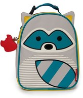 Skip Hop 'Zoo Lunchie - Raccoon' Insulated Lunch Bag