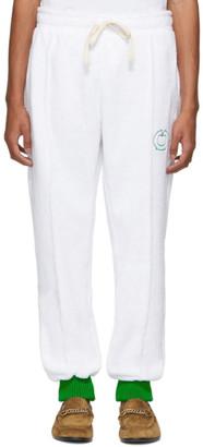 Casablanca White After Sports Lounge Pants