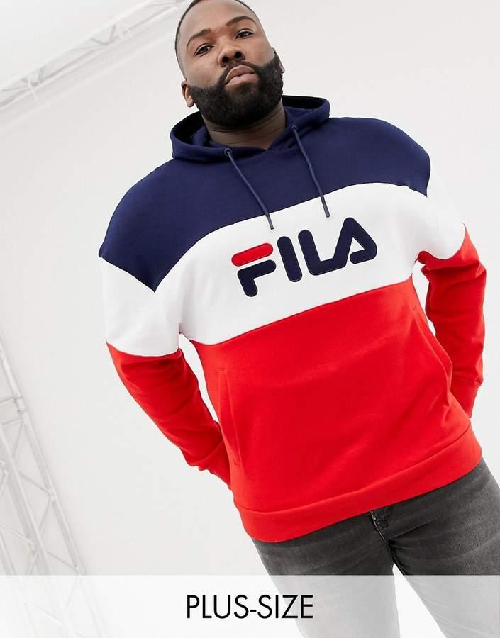 3eca1c59aba34 Men Fila Hoodie - ShopStyle