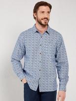 White Stuff Metar print shirt