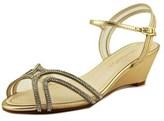 Caparros Hilton Open Toe Synthetic Sandals.