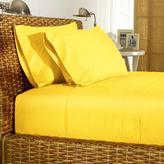Ralph Lauren Home Yellow Percale Sheeting