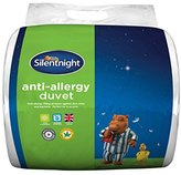 Silentnight Anti Allergy Duvet, 4.5 Tog - Double