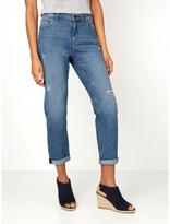 George Slim Boyfriend Jeans
