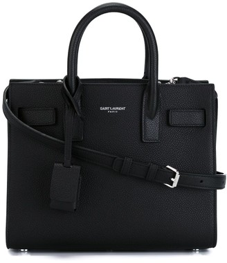 Saint Laurent nano 'Sac de Jour' tote bag