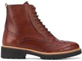 Carvela Snail lace-up boots