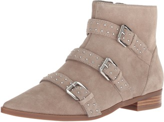 Nine West Women's Seraphim Suede Ankle Boot