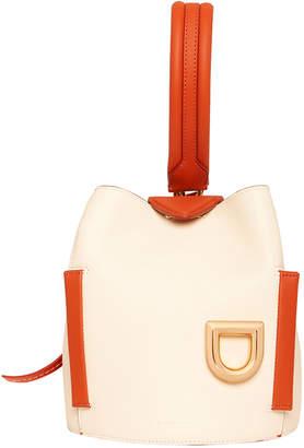 Danse Lente Josh Colorblock Leather Top Handle Bag