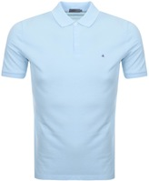 Calvin Klein Paul Polo T Shirt Blue