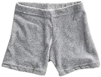 Camilla And Marc Mundo melocotón Baby Girls' Shorts Flecked Grey 104 cm