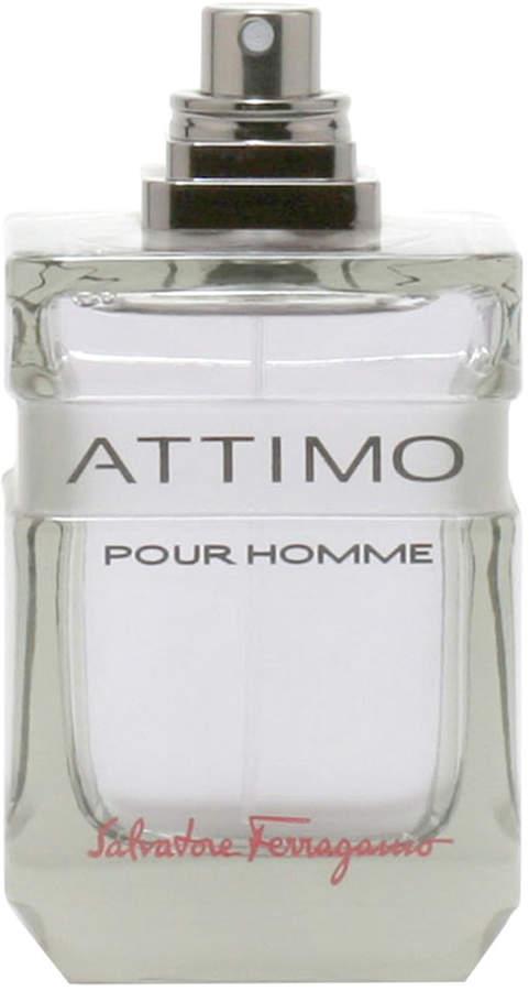 Salvatore Ferragamo Men's 3.4Oz Tester Attimo Eau De Toilette Spray